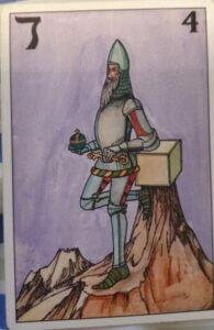 imperatore cartomanzia